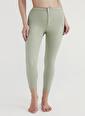 Penti Kadın Pastel Yeşil Basic Jegging Tayt PHOVDDK021IY Yeşil